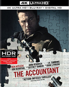 The Accountant (4K Ultra HD/Blu-ray)