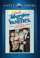 Murder At The Vanities: Universal Vault Series