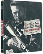 Accountant: Limited Edition (Blu-ray-GR)(SteelBook)