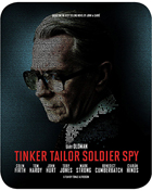 Tinker Tailor Soldier Spy: Limited Edition (2011)(Blu-ray-UK/DVD:PAL-UK)(SteelBook)