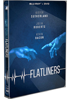 Flatliners: Limited Edition (Blu-ray/DVD)(SteelBook)