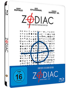 Zodiac: Director's Cut: Limited Edition (Blu-ray-GR)(SteelBook)