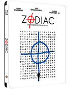 Zodiac: Director's Cut: Limited Edition (Blu-ray-IT)(SteelBook)