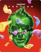 Vertigo: Limited Edition (Blu-ray-UK)(SteelBook)