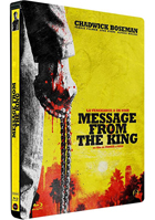 Message From The King: Limited Edition (Blu-ray-FR)(SteelBook)