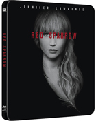 Red Sparrow: Limited Edition (4K Ultra HD-UK/Blu-ray-UK)(SteelBook)