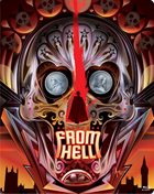 From Hell: Halloween Face Limited Edition (Blu-ray)(SteelBook)