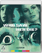 Who Saw Her Die? (Blu-ray)