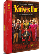 Knives Out: Limited Edition (4K Ultra HD-UK/Blu-ray-UK)(SteelBook)