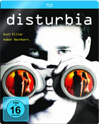 Disturbia (Blu-ray-GR)(Steelbook)