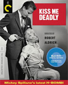 Kiss Me Deadly: Criterion Collection (Blu-ray)