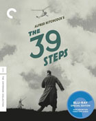 39 Steps: Criterion Collection (Blu-ray)