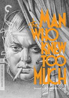 Man Who Knew Too Much: Criterion Collection