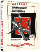 North By Northwest: Limited Edition (Blu-ray-UK)(Steelbook)