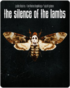 Silence Of The Lambs: Limited Edition (Blu-ray-UK/DVD:PAL-UK)(Steelbook)