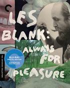 Les Blank: Always For Pleasure: Criterion Collection (Blu-ray)