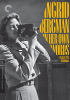 Ingrid Bergman: In Her Own Words: Criterion Collection