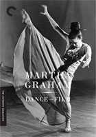 Martha Graham: Dance On Film: Criterion Collection