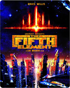 Fifth Element: Limited Edition (Blu-ray-UK)(SteelBook)