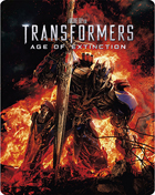 Transformers: Age Of Extinction: Limited Edition (Blu-ray-UK)(Steelbook)
