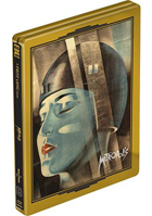 Metropolis: Ultimate Collector's Edition: The Masters Of Cinema Series (Blu-ray-UK)(Steelbook)