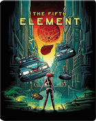 Fifth Element: Limited Edition (Blu-ray)(SteelBook)