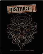 District 9: Limited Edition (Blu-ray)(Steelbook)