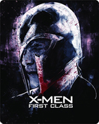 X-Men: First Class: Limited Edition (Blu-ray-UK)(Steelbook)