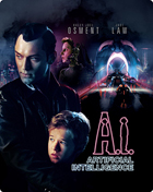 A.I.: Artificial Intelligence: Limited Edition (Blu-ray-GR)(SteelBook)
