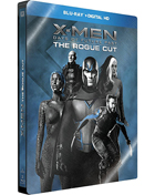 X-Men: Days Of Future Past: The Rogue Cut: Limited Edition (Blu-ray-FR)(SteelBook)