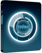 Tron Legacy: Limited Edition (Blu-ray 3D-UK/Blu-ray-UK)(SteelBook)