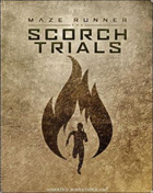 Maze Runner: The Scorch Trials: Limited Edition (Blu-ray)(SteelBook)