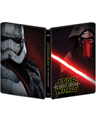Star Wars Episode VII: The Force Awakens: Limited Edition (Blu-ray/DVD)(SteelBook)