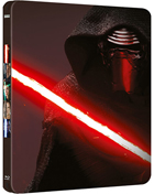 Star Wars Episode VII: The Force Awakens: Limited Edition (Blu-ray-UK)(SteelBook)