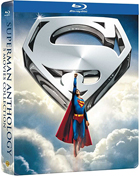 Superman Anthology: Limited Edition (Blu-ray-IT)(SteelBook)