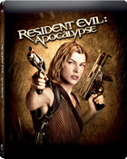 Resident Evil: Apocalypse: Limited Edition (Blu-ray-UK)(SteelBook)