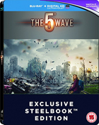 5th Wave: Limited Edition (Blu-ray-UK)(SteelBook)