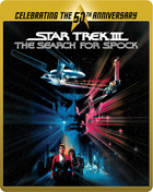Star Trek III: The Search For Spock: Limited Edition 50th Anniversary (Blu-ray-UK)(SteelBook)