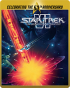 Star Trek VI: The Undiscovered Country: Limited Edition 50th Anniversary (Blu-ray-UK)(SteelBook)