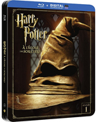 Harry Potter And The Philosopher's Stone: Limited Edition (Blu-ray-FR)(SteelBook)