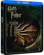 Harry Potter And The Chamber Of Secrets: Limited Edition (Blu-ray-FR)(SteelBook)