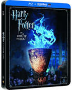 Harry Potter And The Goblet Of Fire: Limited Edition (Blu-ray-FR)(SteelBook)