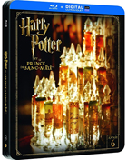 Harry Potter And The Half-Blood Prince: Limited Edition (Blu-ray-FR)(SteelBook)
