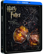Harry Potter And The Deathly Hallows Part 1: Limited Edition (Blu-ray-FR)(SteelBook)
