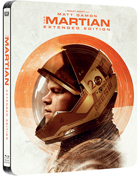 Martian: Extended Edition: Limited Edition (Blu-ray-UK)(SteelBook)