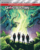 Ghostbusters: Extended Edition: Limited Edition (2016)(4K Ultra HD/Blu-ray 3D/Blu-ray)(SteelBook)
