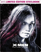 X-Men: The Last Stand: Limited Edition (Blu-ray)(SteelBook)