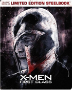 X-Men: First Class: Limited Edition (Blu-ray)(SteelBook)