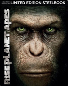Rise Of The Planet Of The Apes: Limited Edition (Blu-ray)(SteelBook)