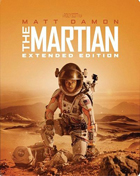Martian: Extended Edition: Limited Edition (Blu-ray)(SteelBook)